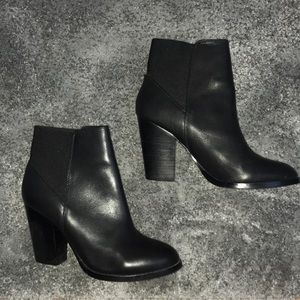 ALDO ANKLE BOOTS WITH HEEL‼️